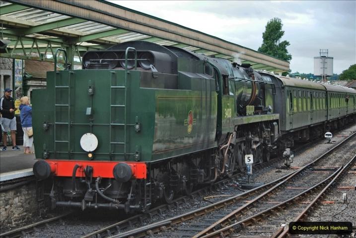 2021-08-17 The SR at Swanage, Dorset. (123) 123