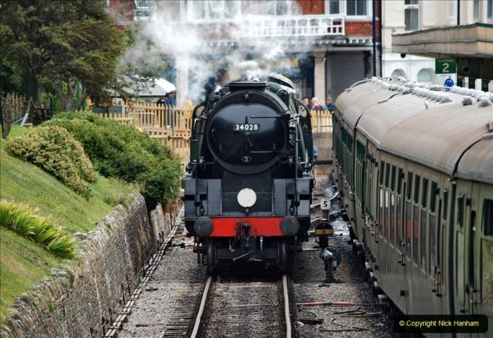 2021-08-17 The SR at Swanage, Dorset. (128) 128