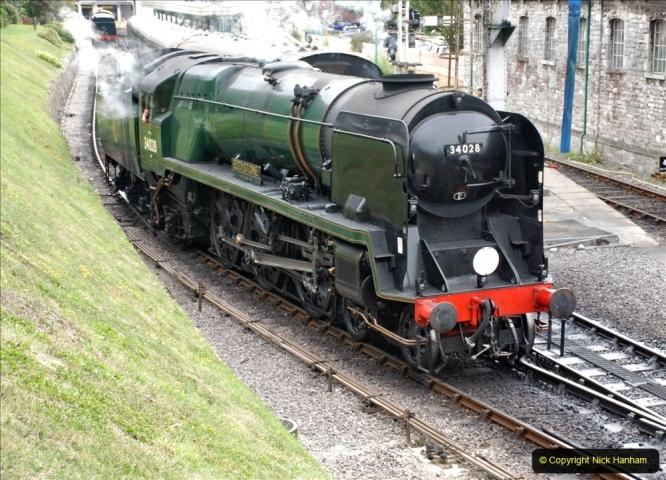 2021-08-17 The SR at Swanage, Dorset. (130) 130