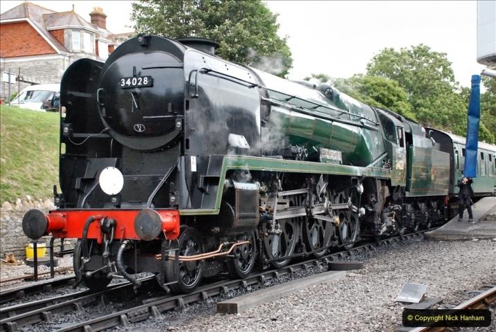 2021-08-17 The SR at Swanage, Dorset. (135) 135