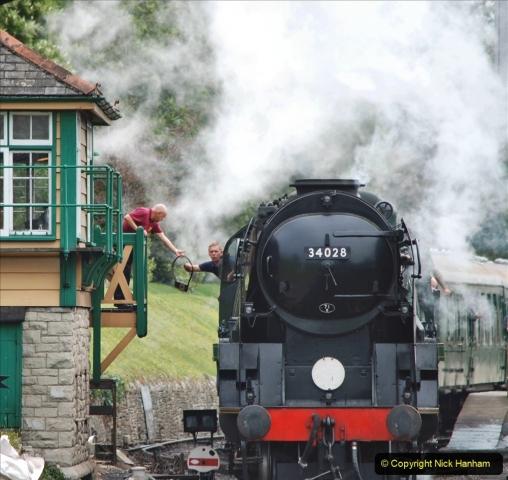 2021-08-17 The SR at Swanage, Dorset. (144) 144