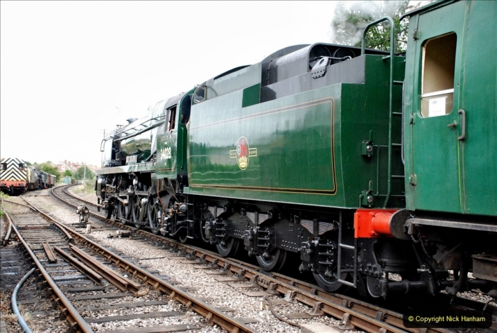 2021-08-17 The SR at Swanage, Dorset. (150) 150