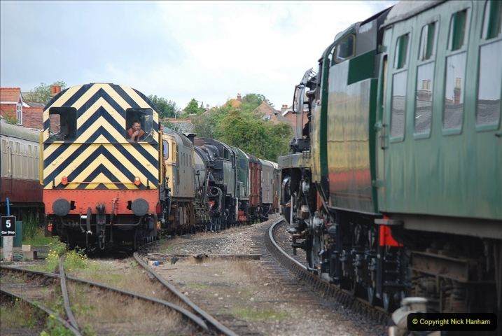 2021-08-17 The SR at Swanage, Dorset. (151) 151