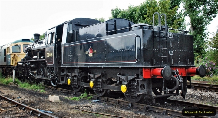 2021-08-17 The SR at Swanage, Dorset. (2) 002