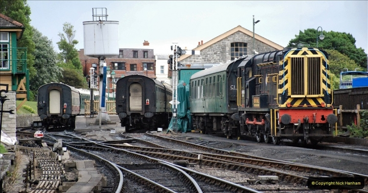 2021-08-17 The SR at Swanage, Dorset. (38) 038