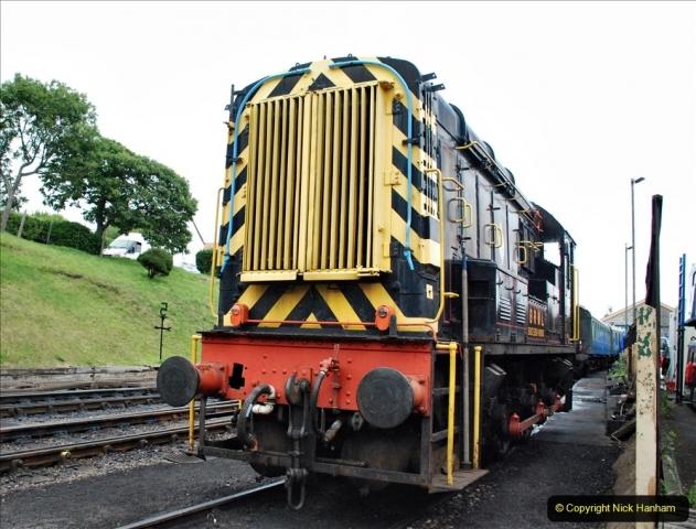 2021-08-17 The SR at Swanage, Dorset. (39) 039
