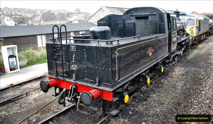 2021-08-17 The SR at Swanage, Dorset. (45) 045