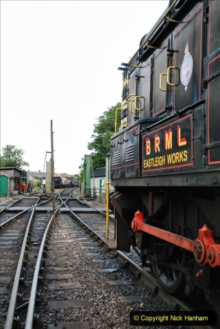 2021-08-17 The SR at Swanage, Dorset. (51) 051