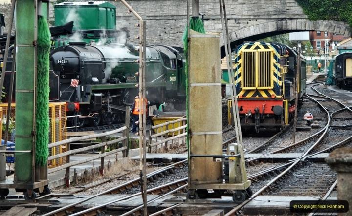 2021-08-17 The SR at Swanage, Dorset. (52) 052