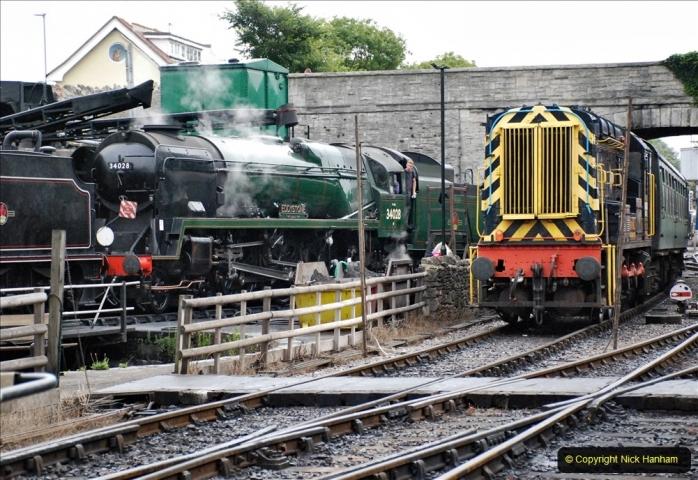 2021-08-17 The SR at Swanage, Dorset. (53) 053