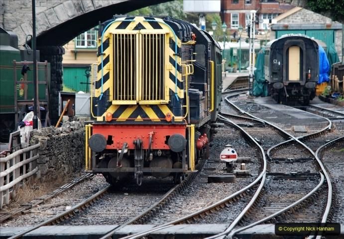 2021-08-17 The SR at Swanage, Dorset. (54) 054