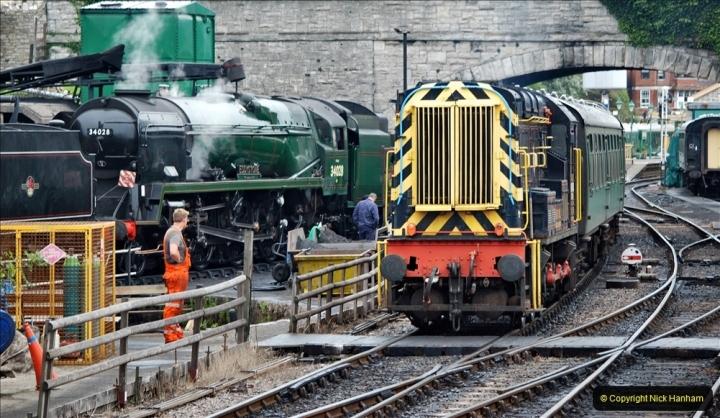 2021-08-17 The SR at Swanage, Dorset. (55) 055