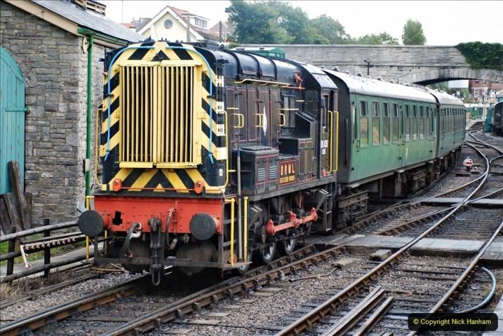 2021-08-17 The SR at Swanage, Dorset. (56) 056