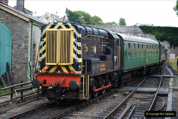 2021-08-17 The SR at Swanage, Dorset. (62) 062