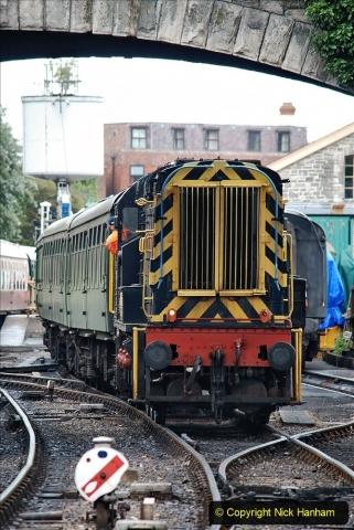 2021-08-17 The SR at Swanage, Dorset. (63) 063