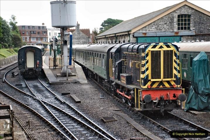 2021-08-17 The SR at Swanage, Dorset. (64) 064