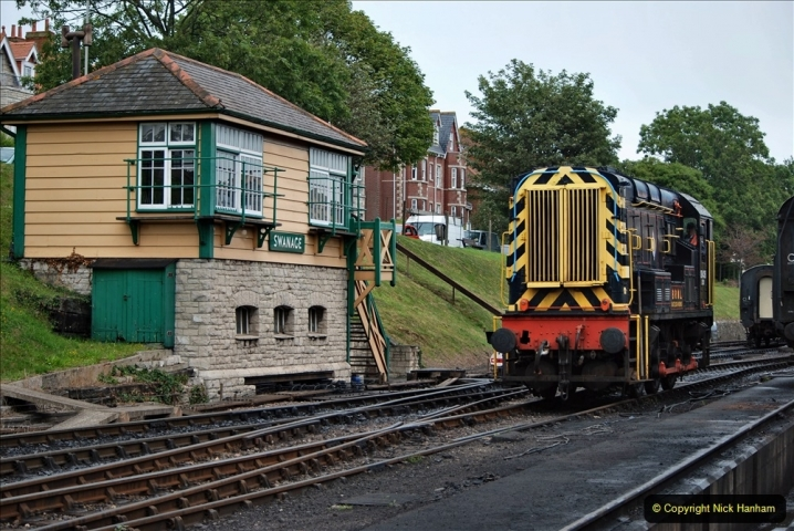 2021-08-17 The SR at Swanage, Dorset. (65) 065