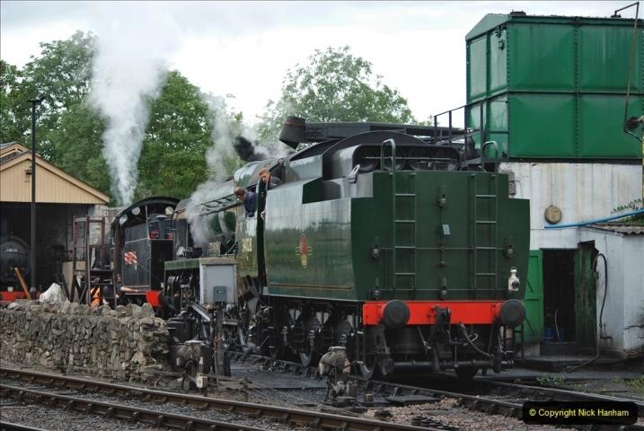 2021-08-17 The SR at Swanage, Dorset. (70) 070