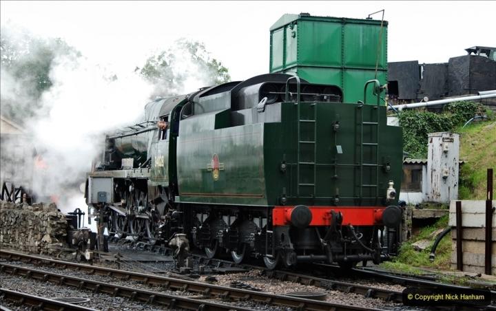 2021-08-17 The SR at Swanage, Dorset. (72) 072