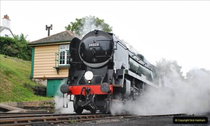 2021-08-17 The SR at Swanage, Dorset. (76) 076