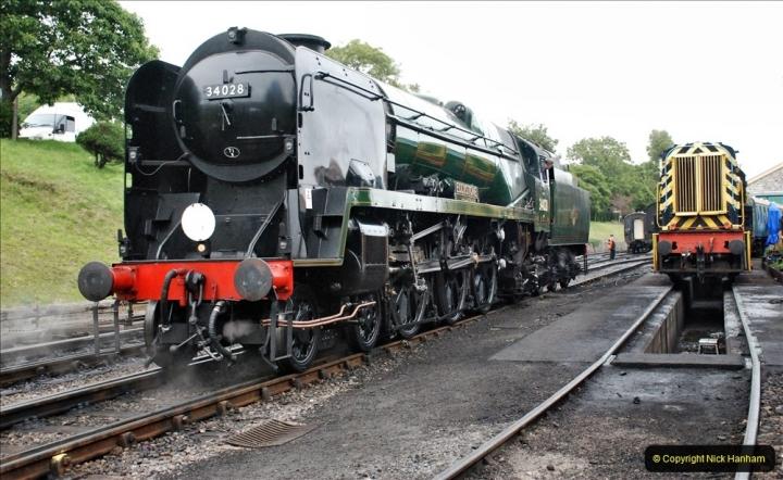 2021-08-17 The SR at Swanage, Dorset. (78) 078
