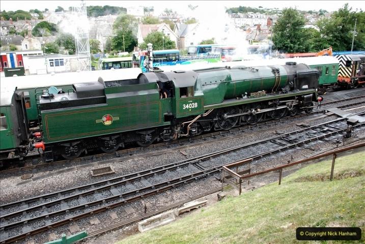 2021-08-17 The SR at Swanage, Dorset. (81) 081