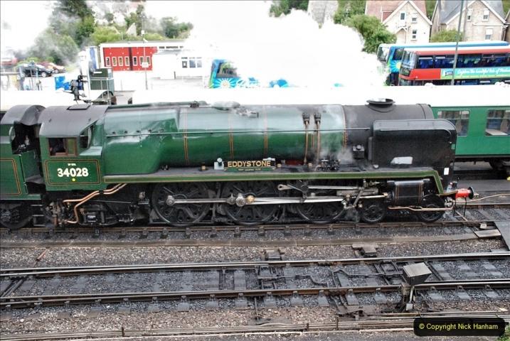 2021-08-17 The SR at Swanage, Dorset. (82) 082
