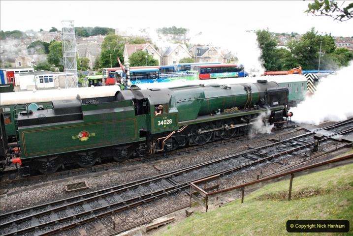 2021-08-17 The SR at Swanage, Dorset. (87) 087