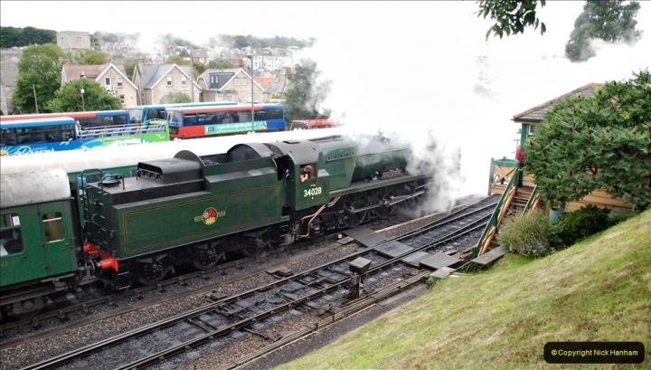 2021-08-17 The SR at Swanage, Dorset. (88) 088