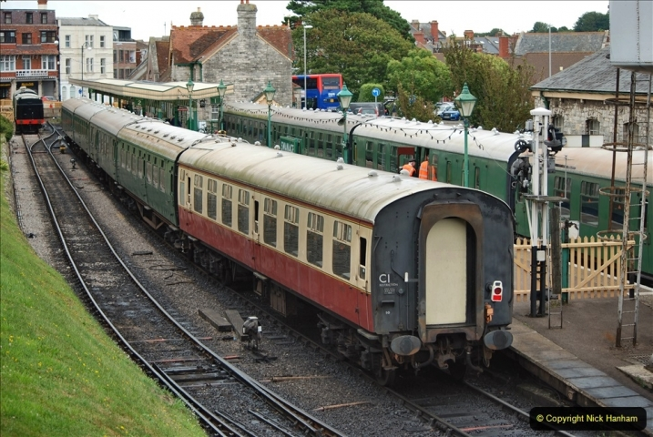 2021-08-17 The SR at Swanage, Dorset. (92) 092