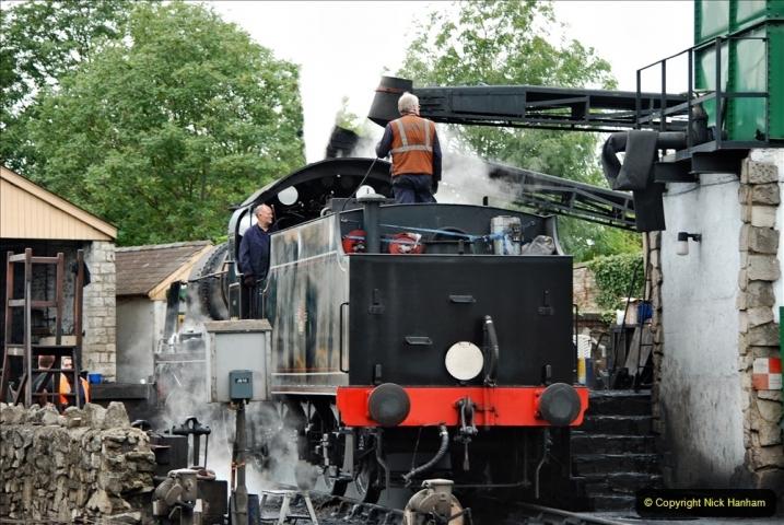 2021-08-17 The SR at Swanage, Dorset. (95) 095