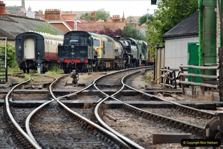 2021-08-17 The SR at Swanage, Dorset. (96) 096