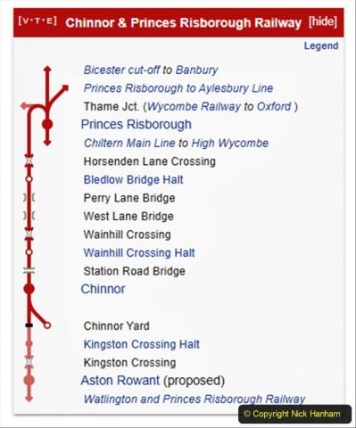2021-08-18 & 19 Chinnor & Princes Risborough Railway, Oxfordshire. (1) 001