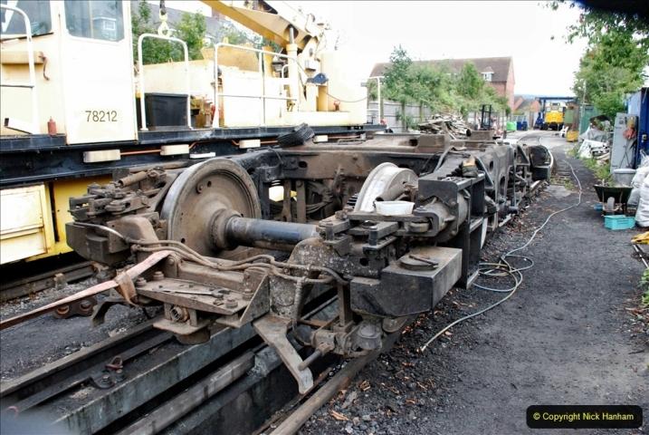 2021-08-18 & 19 Chinnor & Princes Risborough Railway, Oxfordshire. (10) 011