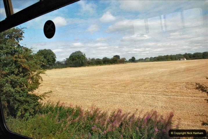 2021-08-18 & 19 Chinnor & Princes Risborough Railway, Oxfordshire. (101) 102