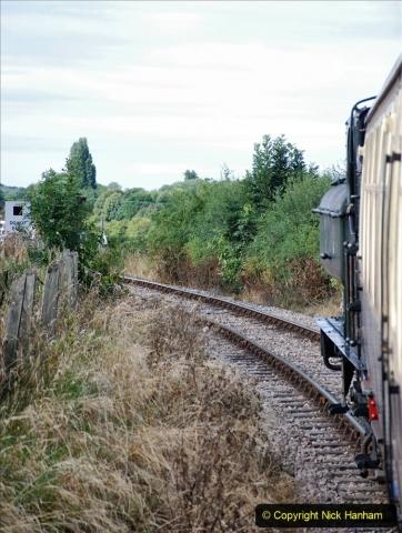 2021-08-18 & 19 Chinnor & Princes Risborough Railway, Oxfordshire. (105) 106