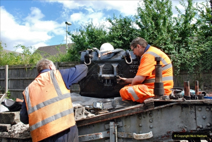 2021-08-18 & 19 Chinnor & Princes Risborough Railway, Oxfordshire. (11) 012