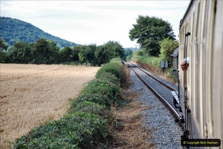 2021-08-18 & 19 Chinnor & Princes Risborough Railway, Oxfordshire. (110) 111