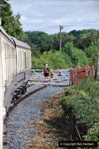 2021-08-18 & 19 Chinnor & Princes Risborough Railway, Oxfordshire. (111) 112