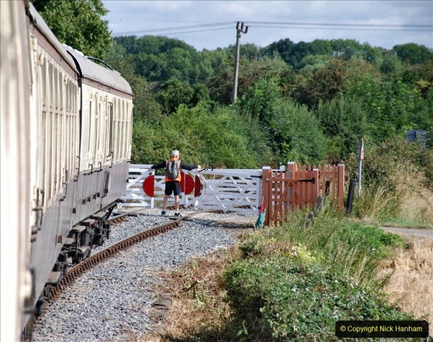 2021-08-18 & 19 Chinnor & Princes Risborough Railway, Oxfordshire. (112) 113