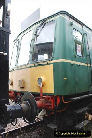 2021-08-18 & 19 Chinnor & Princes Risborough Railway, Oxfordshire. (12) 013