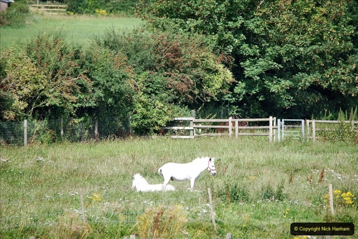 2021-08-18 & 19 Chinnor & Princes Risborough Railway, Oxfordshire. (121) 122