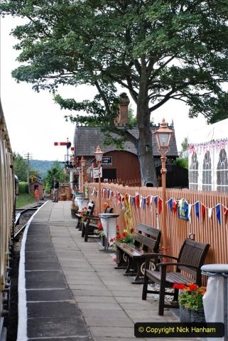 2021-08-18 & 19 Chinnor & Princes Risborough Railway, Oxfordshire. (126) 127