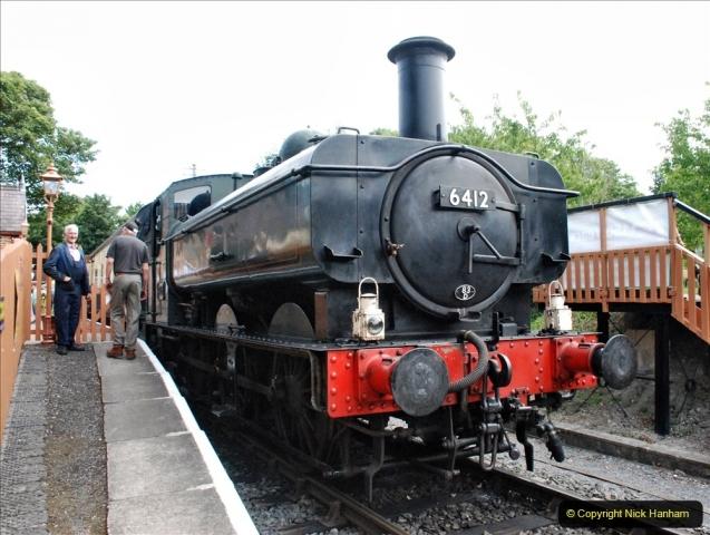 2021-08-18 & 19 Chinnor & Princes Risborough Railway, Oxfordshire. (127) 128