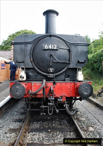 2021-08-18 & 19 Chinnor & Princes Risborough Railway, Oxfordshire. (128) 129