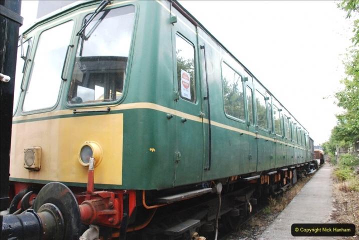2021-08-18 & 19 Chinnor & Princes Risborough Railway, Oxfordshire. (13) 014