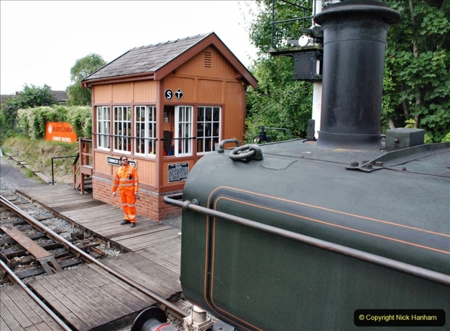 2021-08-18 & 19 Chinnor & Princes Risborough Railway, Oxfordshire. (133) 134