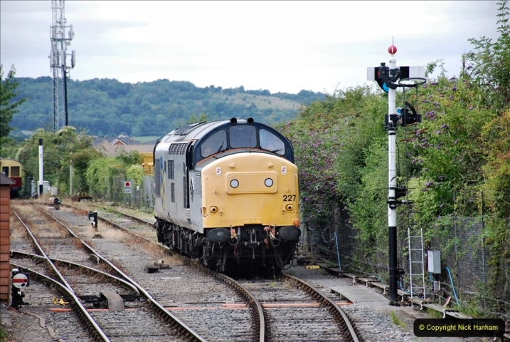 2021-08-18 & 19 Chinnor & Princes Risborough Railway, Oxfordshire. (134) 135