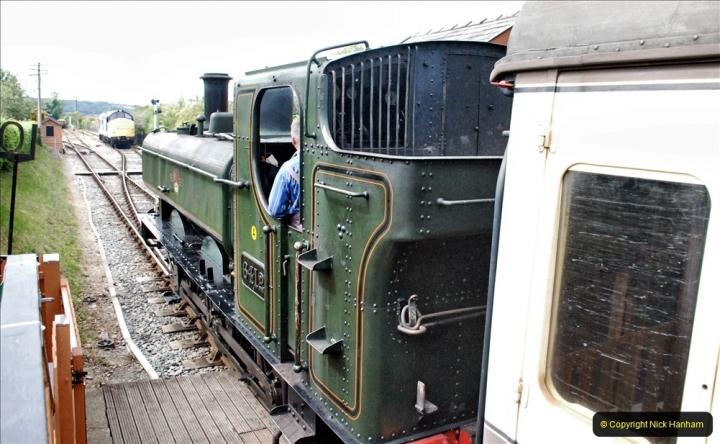 2021-08-18 & 19 Chinnor & Princes Risborough Railway, Oxfordshire. (135) 136
