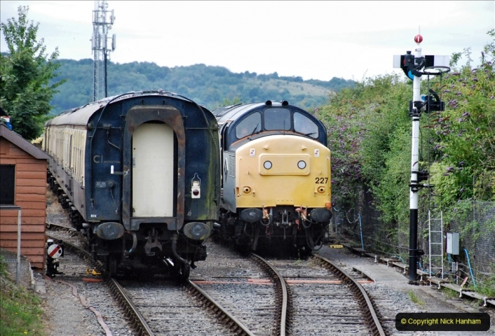 2021-08-18 & 19 Chinnor & Princes Risborough Railway, Oxfordshire. (137) 138